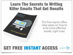 Email Success Promo
