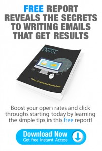 Writing Effective Emails Free Report