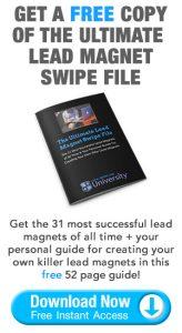 Ultimate Lead Magnet Swipe File