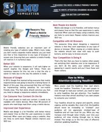 LMU Newsletter Thumb 200x259