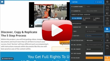 ClickFunnels Paypal training