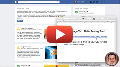 Facebook Text Tester video