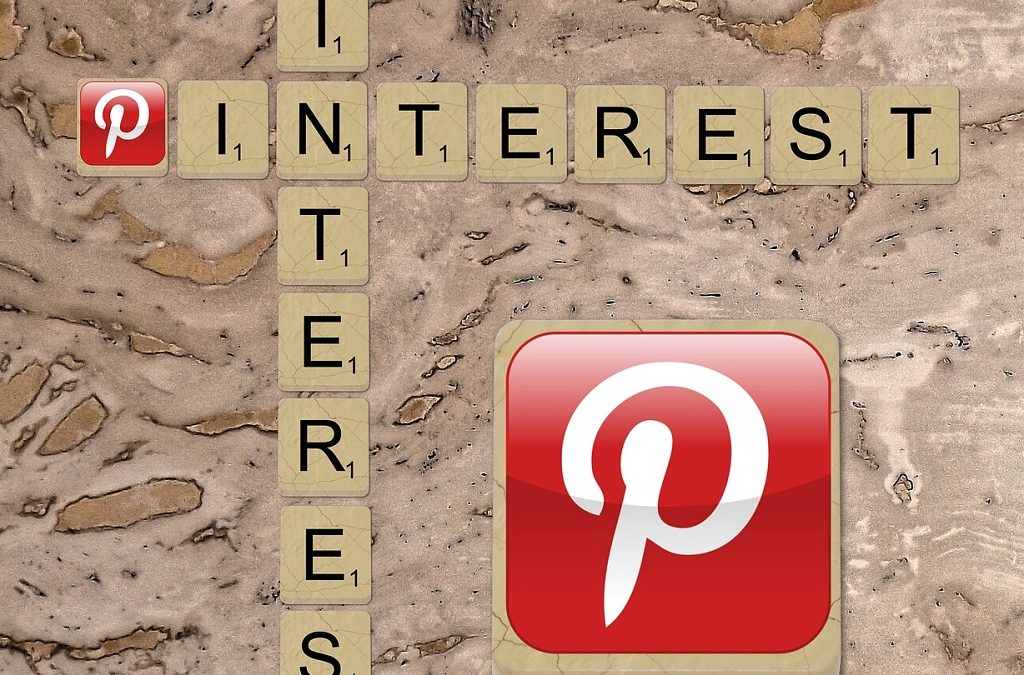 Visual Advertising Using Pinterest