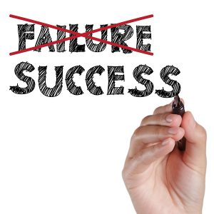 Failing Is Part of the Growth Process
